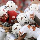 It seems the talk of Nebraska's championship potential -- and of Texas' demise -- was a tad premature. Coming off back-to-back losses and a bye, the Longhorns shut down freshman sensation Taylor Martinez and the Nebraska offense. Meanwhile, Garrett Gilbert and the Texas offense never hit their stride through the air, but they did enough on the ground and capitalized on scoring opportunities. Nebraska couldn't say the same.