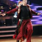 The former NFL quarterback was blindsided by a fierce paso doble on  Dancing with the Stars .