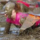 Some events, such as this obstacle course challenge at Orchard Beach, N.Y., live up to their name.