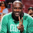 And how old is Shaq?