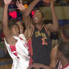 In recognition of four-time NBA scoring champion Kevin Durant winning his first MVP award, SI.com presents some classic photos of the five-time All-Star.  As a high schooler at Oak Hill, Durant possessed the skills to be a superstar.
