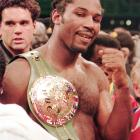 "Lewis was declared WBC heavyweight champion in 1993 when Riddick Bowe refused to face him, making him the first heavyweight champion from Britain in the 20th century. He didn't become the lineal champ until knocking out Shannon Briggs five years later. The self-styled ""pugilist specialist"" went on to unify the heavyweight titles in a two-bout series with Evander Holyfield."