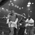 Clay won the title with a stunning upset of Sonny Liston in 1964, winning the rematch as Muhammad Ali the following year. He made nine defenses between 1965 and '67 before he was stripped of his titles after being found guilty on draft evasion charges. He'd eventually lose the lineal title in the ring to Joe Frazier in 1971.