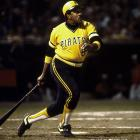 At 39, Stargell smacked three home runs over the seven-game Series against the Orioles, one that proved to be the game-winner in the series' decisive final contest.   Trailing 1-0 in the sixth, Stargell cranked a towering, two-run homer to put the Pirates up for good, topping off an improbable comeback from a three-games-to-one deficit to claim Pittsburgh's second title of the decade.