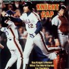 The Mets were down to their final out in the bottom of the 10th of Game 6 when back-to-back singles gave the team life against the Boston Red Sox.  That brought up Ray Knight, who knocked an 0-2 Calvin Schiraldi offering into center to cut the lead to 5-4 and keep New York's hopes alive.  Knight would scamper home to win the game on Bill Buckner's notorious error, and then go on to slam a solo home run in Game 7 to hand the Mets their first lead of the contest.  They never relinquished it, and Knight was later named the World Series MVP.