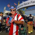 NASCAR Fans at Martinsville