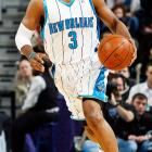 2009-10 Key Stats: 18.7 ppg | 10.7 apg | 1.2 3PM | 2.1 spg   Say all you want about injury concerns, Chris Paul is the best fantasy point guard in the game.  The former Wake Forest star has averaged 75 games a season during his career, and when healthy, he can carry a fantasy team all by himself.  His contributions in assists, steals and points are unrivaled, making him a worthy top-three selection.