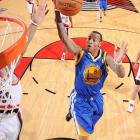 2009-10 Key Stats: 25.5 ppg | 5.3 apg | 2.2 spg | 1.2 3PM   More of a shooting guard than a point guard, Monta Ellis should score in bunches for the Golden State Warriors this season.  Add in 5.3 apg, 2.2 spg and 1.2 three-pointers made a game and you should have a recipe for a bona fide second rounder. Injury concerns (Ellis played in only 25 games in 08-09; he missed 18 games in 09-10) and an absurdly high turnover rate (3.8) have scared away many an owner, but let their loss be your gain.  If you can nab Ellis in the third round you're getting a steal.