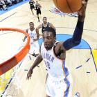 2009-10 Key Stats: 15.1 ppg | 6 rpg | 1.3 3PM | 1.3 spg   Jeff Green is the type of player you're looking for the in the middle rounds.  He can contribute in almost every category, while not detracting in any of the tougher categories.  He scores at a decent rate, and is a sneaky source of three-pointers, steals and blocks.  With Russell Westbrook and Kevin Durant handling the ball so often in Oklahoma City, Green also only turns the ball over 1.7 times a game.