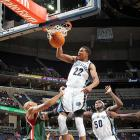 2009-10 Key Stats: 19.6 ppg | 5.9 rpg | 1.5 spg | 0.8 bpg   After regressing during the 2008-09 season, Rudy Gay got back on track last year.  He's a nice player who does a little bit of everything, and he's young enough that he might still have some room to grow.  You'd like to see him return to his 2007-08 form, when he averaged 20 points, 1 block and 1.7 three-pointers made a game, but in the fourth or fifth round you can't complain too much about what Gay gives you.