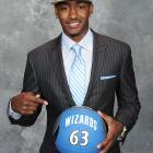 On April 7, 2010, Wall announced that he would forgo his final three seasons of collegiate eligibility and declare for the NBA draft. He was the consensus first overall pick, and on June 24, the Washington Wizards took him with the first pick. A day later, the mayor of Washington D.C. declared June 25 as John Wall Day.