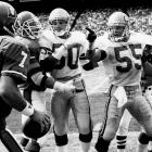 In his first game in the NFL, Seahawks' linebacker Brian Bosworth recorded nine tackles during the team's 40-17 loss to the Denver Broncos.  The Boz generated all sorts of hype entering the season, landing a first-year contract of $10 million, then the biggest in NFL rookie history.  He would never live up to the billing.  After sustaining a shoulder injury, Bosworth was bounced from the league by 1989.