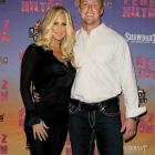 The Atlanta Falcons defensive end and the reality TV star were married on November 11, 2011 and have four children together, Kroy Jagger Biermann, Jr. (born May 31, 2011) Kash Kade Biermann (born August 15, 2012), and twins Kaia Rose and Kane Ren (born Nov. 25, 2013).