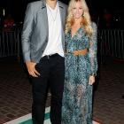 The free agent small forward and the model began dating in June 2012. The couple got engaged in Febuary 2013 and welcomed a baby boy, Jackson James Fields, on August 6, 2013. They were married in July 2014.