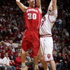 Leuer led Wisconsin in scoring (15.4 ppg), rebounding (5.8) and blocks (1.6) last season, but a broken wrist that caused him to miss nine conference games and reduced the national buzz on this highly versatile forward. Leuer is a matchup nightmare for opposing teams; at 6-10, he's a very effective post threat, but he also displays a sweet midrange stroke and shot 39.1 percent from beyond the arc.
