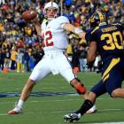Last Week:  16-of-20 for 235 yards and two TDs; three rushes for 72 yards in a 48-14 win over Cal   Season:  224-of-319 passing for 2,746 yards, 24 TDs and seven INTs; 49 rushes for 489 yards and three TDs  Luck led Stanford to 48 points against Cal, delivering the largest margin of victory in Big Game history. That will look good in the media guide, but the lasting image of this blowout will be Luck's career-long  58-yard run , in which he gave a forearm shiver to Cal safety Sean Cattouse. No one's going to confuse Luck with Newton or Denard Robinson, but Luck's ability to pick his spots has resulted in three runs of 50 yards or more this season.