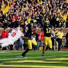 Last Week:  16-of-25 passing for 239 yards, two TDs and one INT; 22 rushes for 121 yards and two TDs in a 48-28 loss to Wisconsin   Season:  147-of-232 passing for 2,229 yards, 16 TDs and 10 INTs; 227 rushes for 1,538 yards and 14 TDs  Shoelace has now broken Beau Morgan's 14-year-old single-season rushing record for a quarterback and has become the first player in NCAA history with 1,500 yards rushing and 1,500 yards passing in the same year. There's no question Robinson has been electrifying in his first season as a starter, but after falling to Wisconsin his Wolverines are now 0-3 against Top 25 teams and 3-4 in the Big Ten. And they still have to play No. 8 Ohio State. It may not be fair to deride Shoelace for Michigan's struggles, but like it or not, winning is part of the equation.   Next Up:  Saturday at No. 8 Ohio State