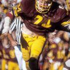 A walk-on at Minnesota, Mecklenburg went on to become a two-time second-team All-Big Ten selection and a 12th round pick of the Denver Broncos. With Denver, the defensive lineman once again beat the odds by playing his way to six Pro Bowls and three Super Bowl appearances.