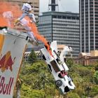 It seems there's always all kinds of peril and calamity going on at Red Bull Flugtag events like this one at Sydney Harbour, Australia.