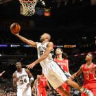 Tony Parker has proved himself on the biggest stages: He's a three-time NBA champion and one-time Finals MVP. One of the game's quicker players and more creative finishers in the paint, Parker has made four All-Star teams.