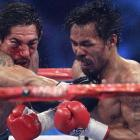 """Said Pacquiao of Margarito's punching power: """"I never expected him to be as strong as he was."""""""