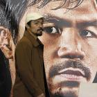 Pacquiao attended the post-fight press conference, while Margarito was taken directly to the hospital by an ambulance to have the cuts to his face examined.