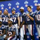 After breezing through the playoffs, New England had a date with the New York Giants in Super Bowl XLII. Unfortunately, the quest for a perfect season went unfulfilled as the underdog Giants defeated the Patriots 17-14.