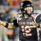 Taylor Potts came off the bench and threw for 188 yards and three touchdowns to lead Texas Tech. Potts didn't start for the first time this season, but came in late in the first half and threw TD passes of 8, 5 and 16 yards on three straight Red Raiders possessions spanning the halves. Meanwhile, Mizzou has lost to Nebraska and Texas Tech since toplling Oklahoma.