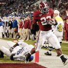 Auburn has a bye before the Nov. 26 Iron Bowl. Alabama simulated a bye by playing Georgia State on Thursday night. Greg McElroy completed 12 of 13 passes, the defense intercepted four passes and the Tide cruised, posting their highest points total since beating Vanderbilt 66-3 in 1979.