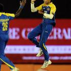 "On Aug. 16, Sri Lanka's Suraj Randiv intentionally bowled a ""no ball"" to Virender Sehwag -- the bowler overstepped the mark by a significant margin - to ensure India's win in a One Day International while denying Sehwag, who had been sitting at 99 runs, a chance to score a century. Sehwag hit the ball for six -- that's a home run to you - but because the umpire had ruled ""no ball,"" Sehwag's shot came after the end of the match. Randiv later apologized but was fined and suspended for one match Sri Lanka Cricket."