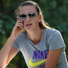 """The 21-year-old Belarusian, whose close friendship with Caroline Wozniacki often spills into the Twittersphere, shares training updates and  photos with Derek Jeter .  SAMPLE TWEET  """"what can be more enoyable than a sunday 6 am doping test?"""""""