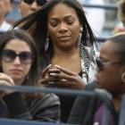 """With more than 1.8 million followers, Serena is easily the world's most-followed female athlete. The 13-time Grand Slam champion routinely tweets 20 times a day or more.   SAMPLE TWEET  """"Omg! The @farmersclassic tennis tournament in LA is charging me $100 a ticket... After I plugged them!!! Lol ill send a bill for my plug!"""""""