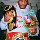 With the victory, Hopkins became the first undisputed middleweight champion since Marvin Hagler in 1987.
