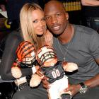 The loquacious Bengals wideout and his fetching fiancee have apparently already produced twins that they proudly unveiled at the 81 Cares Bowl presented by Terrell Owens and GQ Magazine in Newport, Ky.