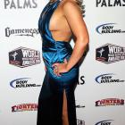 We hear the Ring girl and model was busted for alleged melon smuggling during the Fighters Only World Mixed Martial Arts Awards at the Palms Casino Resort in Vegas. Shocking!