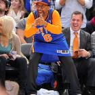 Lo and behold, the Knicks are actually giving the Spikester something to get all worked up about again...