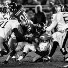 History should be extremely kind to the 1990 Saints, who managed to secure the franchise's second playoff berth in history with Steve Walsh and John Fourcade at quarterback (thanks to Bobby Hebert's seasonlong holdout). But that year served as only a mediocre blip in the road for New Orleans, which posted 11- and 12-win seasons in 1992-93.