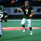 There's not much to say about the 1991 Jets. At the time, the franchise was smack-dab in the middle of an 11-year pattern of mediocrity and looking rudderless at quarterback and head coach (Ken O'Brien/Bruce Coslet). On the plus side, the Jets only suffered two double-digit losses that season, while posting a respectable wild-card defeat to Houston -- which may have reached the Super Bowl, if not for the divisional-round heroics of John Elway.