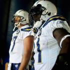The 2008 Chargers were seemingly left for dead after 12 games, mired in a 4-8 tailspin and perhaps playing out Norv Turner's final days as head coach. But four consecutive victories (by an average margin of 19 points) over the Raiders, Chiefs, Buccaneers and Broncos clinched the club's meteoric rise to division-winning mediocrity in the AFC West. As a bonus, the Bolts knocked off the 12-4 Colts in the wild-card round, before getting ousted the following week in Pittsburgh.