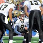 20,000, 150 -- Brees became the first NFL quarterback to pass for 20,000 yards and 150 touchdowns in his first five seasons with a new organization.