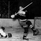 A Ranger forward of the 1940s, Pike sounds like he'd put your head on one.   Honorable mention:  Ted Speers.