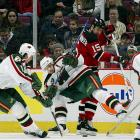 A defensive pairing of Bombardir (here with the Wild) and Beukeboom would have been positively explosive...