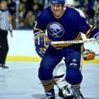 "You can only ask as much from anyone, although this bruising blueliner did have a pugnacious streak. ""I remember my mom telling me 'You've got to learn to control your temper,"" Playfair once told Sabres magazine. ""I'd get mad really quick about stupid things, I mean anything. I remember once, (in midget hockey) we lost a playoff game, and we were going down the line, shaking hands, and I just drilled a kid right in the head, I was just so mad."""