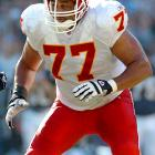 Willie Roaf was a durable pass-blocking specialist who dominated the line through the mid-90s and early 2000s as a member of the Saints and Chiefs. Roaf made the Pro Bowl as a tackle seven years in a row with New Orleans and for all four years of his tenure as a Chief. He was named All Pro tackle in '94, '95 and '04.