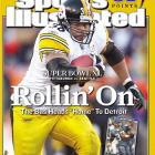 A bulldozing runner who excelled as a short-yardage specialist in  his 13-year career, the Bus sits fifth on the career-rushing list with 13,662 yards. The first-round pick by the Rams spent the majority of his career as a staple in the backfield for Pittsburgh. The workhorse carried the ball for the Steelers over 225 times in nine of his 10 seasons and retired after Pittsburgh won the Super Bowl in 2006 in his hometown of Detroit.