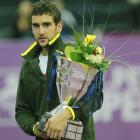 def. Janko Tipsarevic 6-3, 3-6, 6-2 ATP World Tour 250, Hard (Indoor), $663,750 St. Petersburg, Russia