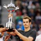 def. Rafael Nadal 2-6, 6-2, 6-0 ATP World Tour 500, Hard, $1,100,000 Tokyo
