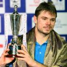 def. Xavier Malisse, 7-5, 4-6, 6-1 ATP World Tour 250, Hard, $398,250 Chennai, India