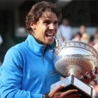 def. Roger Federer, 7-5, 7-6 (3), 5-7, 6-1 Grand Slam, Clay (Outdoor), €7,884,000 Paris, France