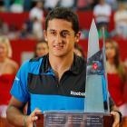 def. Juan Ignacio Chela 6-3, 3-6, 6-4 ATP World Tour 250, Clay, $475,300 Buenos Aires, Argentina